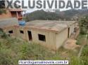 B Casa Ampla Com Tres Quartos Fase De Acabamento E Terreno Livre